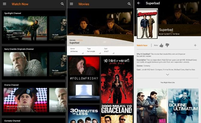 streaming movies to television by Amen Ross
