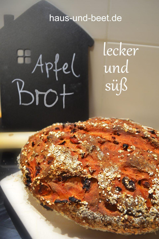Apfelbrot – Eine leckere Abwechslung zum Frühstück  Lecker