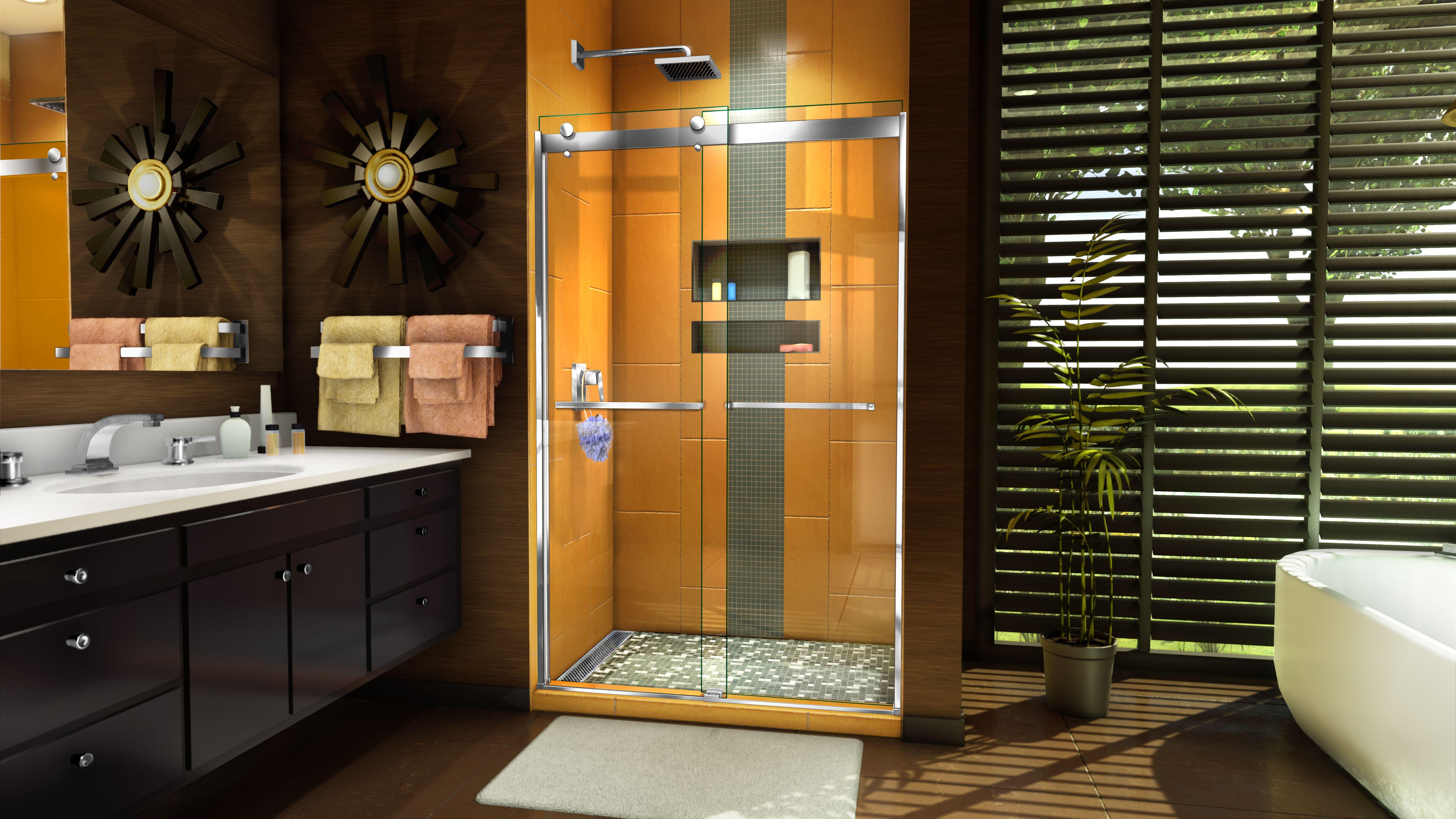 Dreamline Shdr 6348762 Frameless Shower Doors Shower Doors