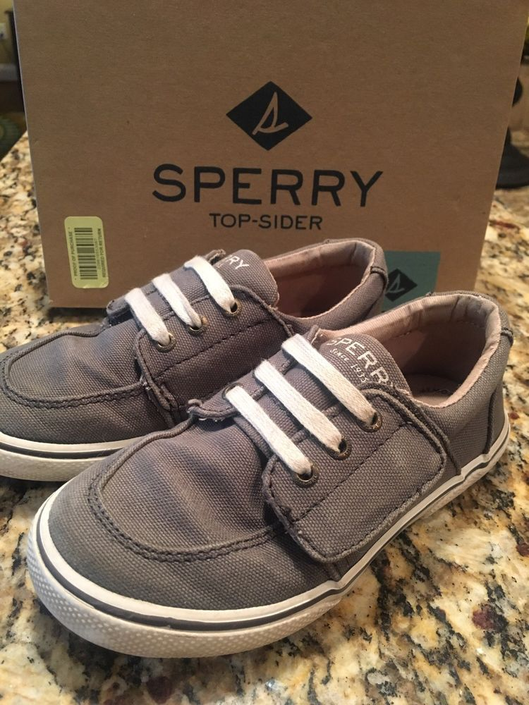 1a48b78dc10 Toddler Boys Sperry Shoes Size 10 M. Adorable Boys Boat Shoes. Color Taupe.  EUC.  fashion  clothing  shoes  accessories  kidsclothingshoesaccs   boysshoes ...