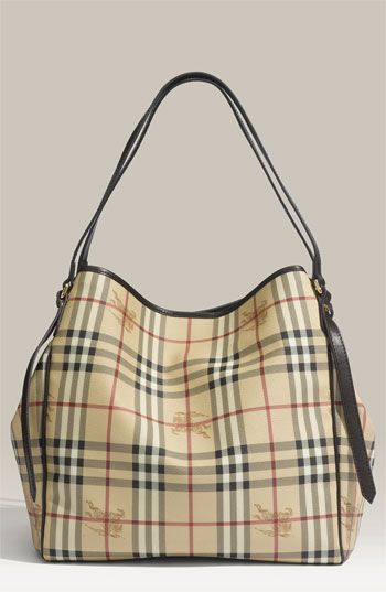 Burberry Haymarket Check Medium Shoulder Bag Available At Nordstrom