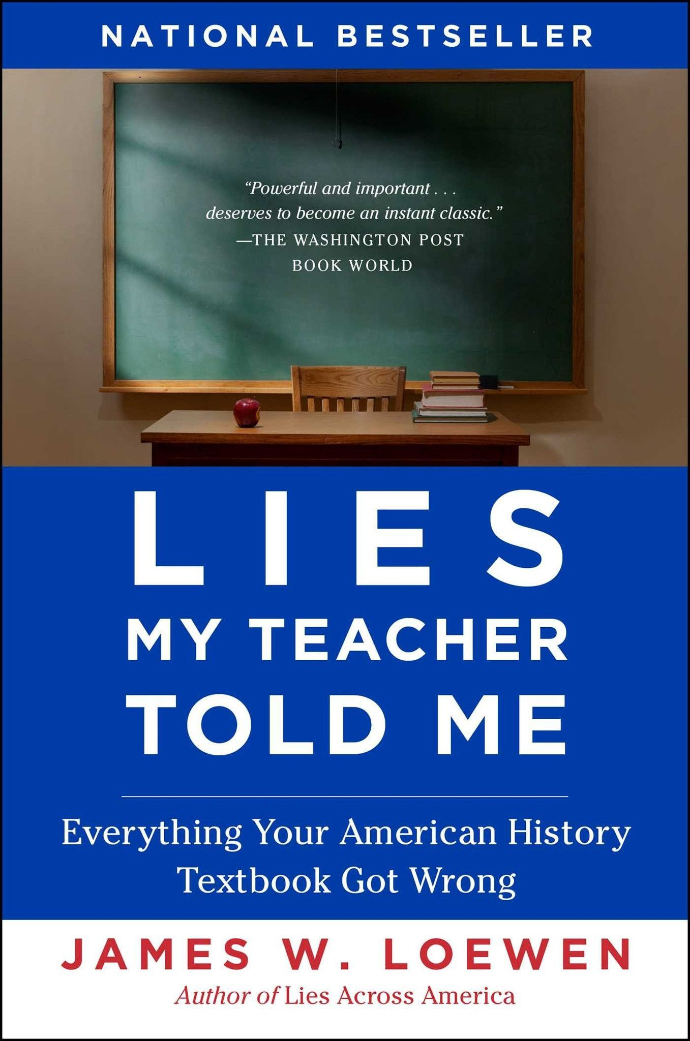 Lies my teacher told me everything your american history