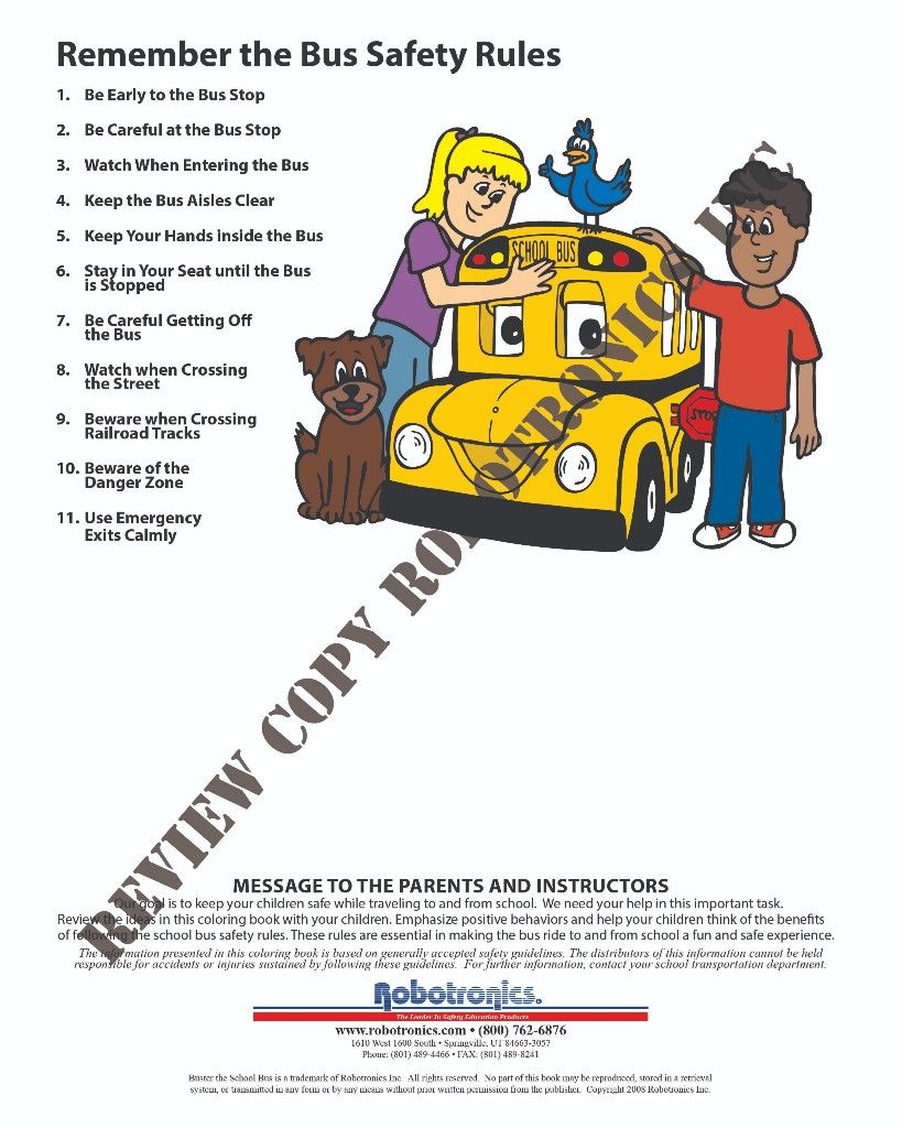 Pin By David Kaiser On Buses Halloween Safety Coloring Pages Superhero Coloring Pages