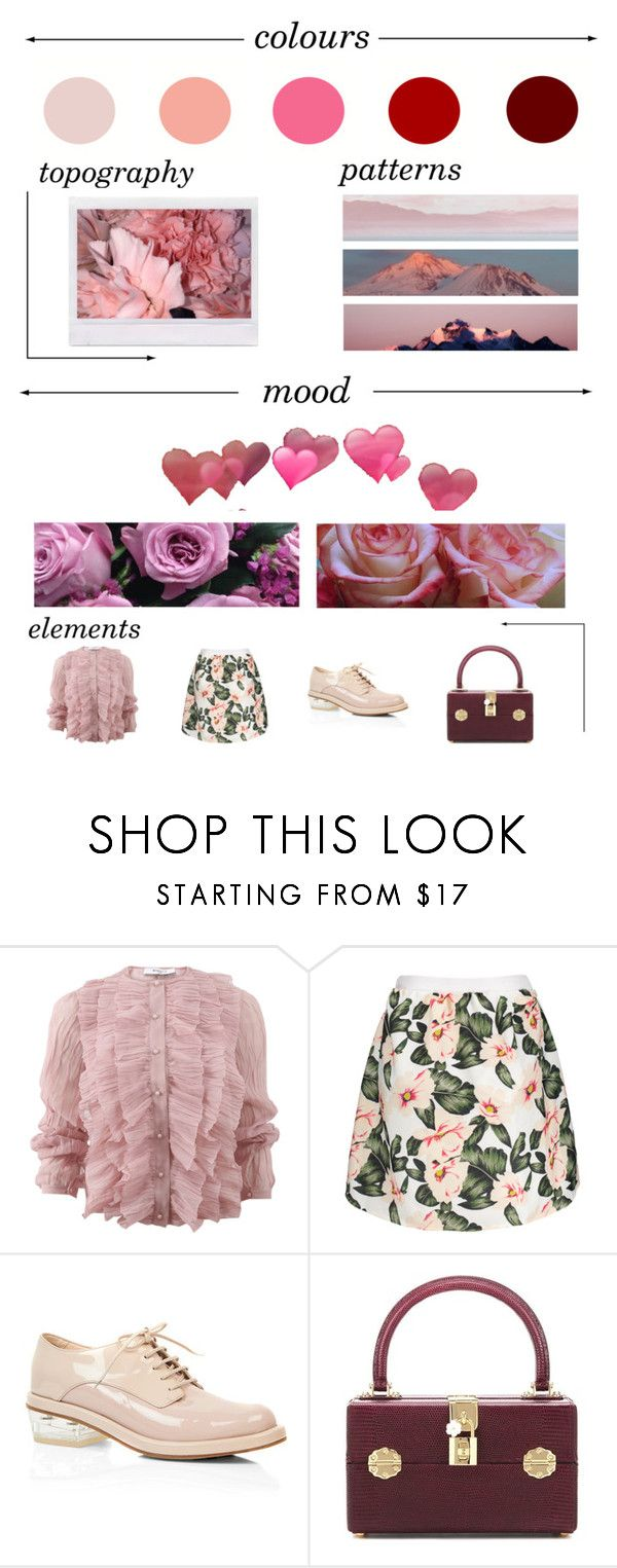 """""""***"""" by wmurw ❤ liked on Polyvore featuring Givenchy, Simone Rocha and Dolce&Gabbana"""