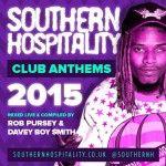 Southern Hospitality Club Anthems 2015 (Mixx)