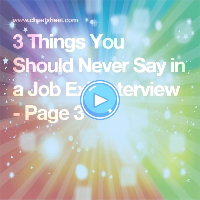 Things You Should Never Say in a Job Exit Interview  Page 3  3 Things You Should Never Say in a Job Exit Interview  Page 3   Day 4 Toy Crane   Ein Kaffeevollautomat ist e...