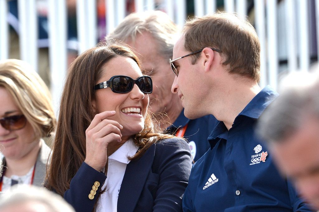 Kate Middleton Photos Photos The British royals watch the