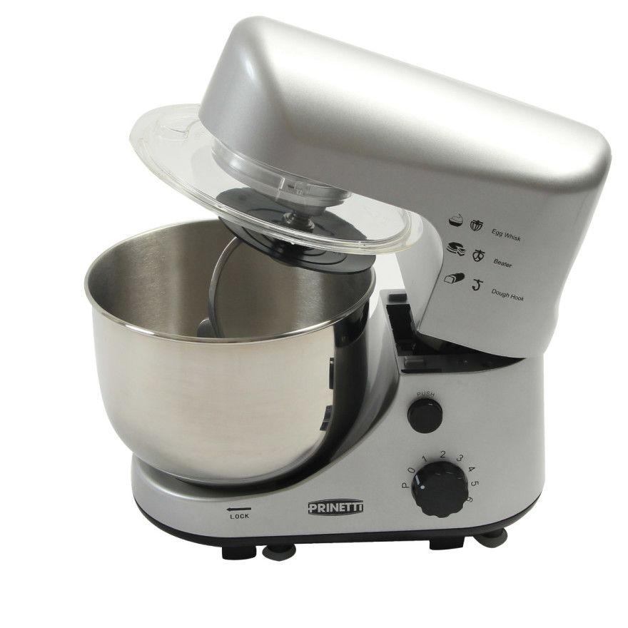 600w multi purpose stand mixer with tilt head 4l