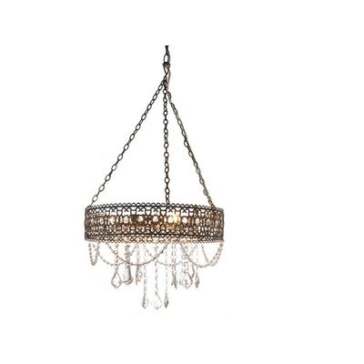 CBK 4 Light Beaded Chandelier | Wayfair