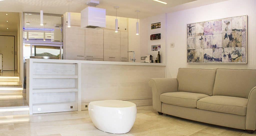 Piccolo soggiorno/pranzo moderno soggiorno moderno di ...