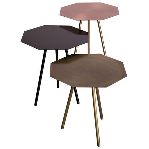 Au Maison - Nesting tables Diamond - GRATIS FRAGT