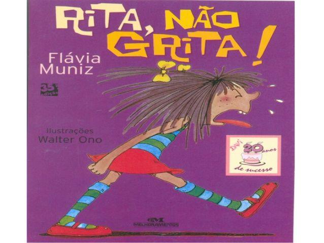 Rita não grita - Flavia Muniz
