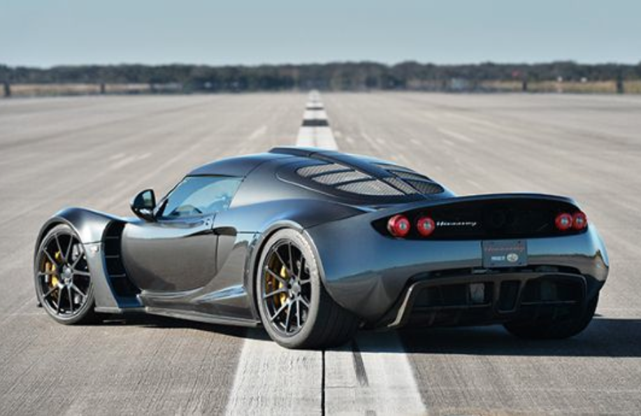 Hennessey Venom Now The Fastest Car In The World Video