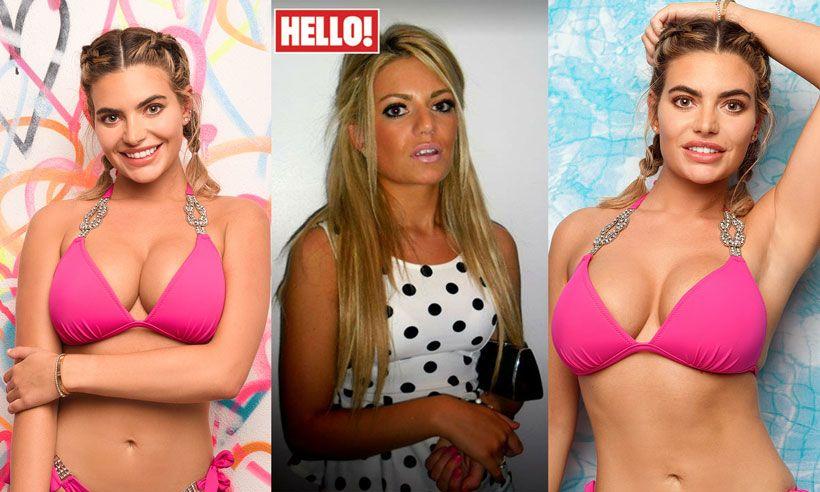 Exclusive Video Megan Barton Hanson Before Her 25k Glamour Makeover Barton Megan Glamour