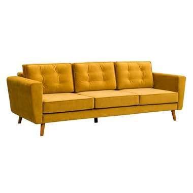Bank Bristol 3-zits - geel