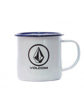 Volcom Camping Mug - White