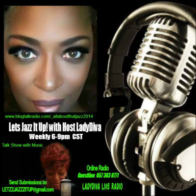 Pin by Lets Jazz It Up! LadyMzMoss Live Radio Podcast on My