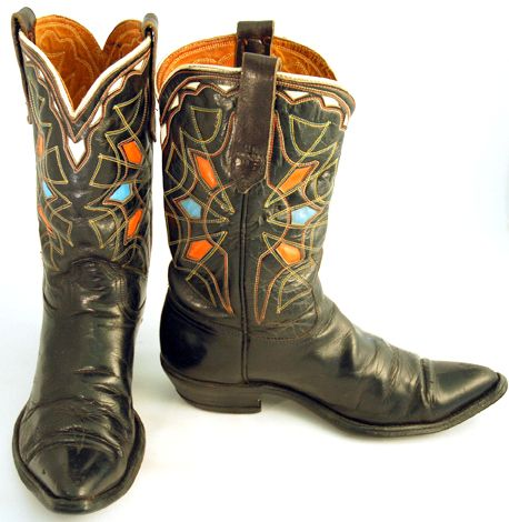 1000  images about Vintage Cowboy Boots on Pinterest | Stitching ...