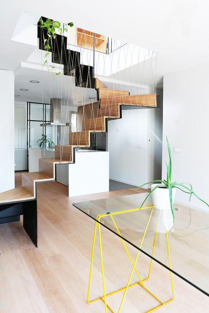 Best Gallery Of Duplex In Madrid Marta Badiola Jorge 400 x 300