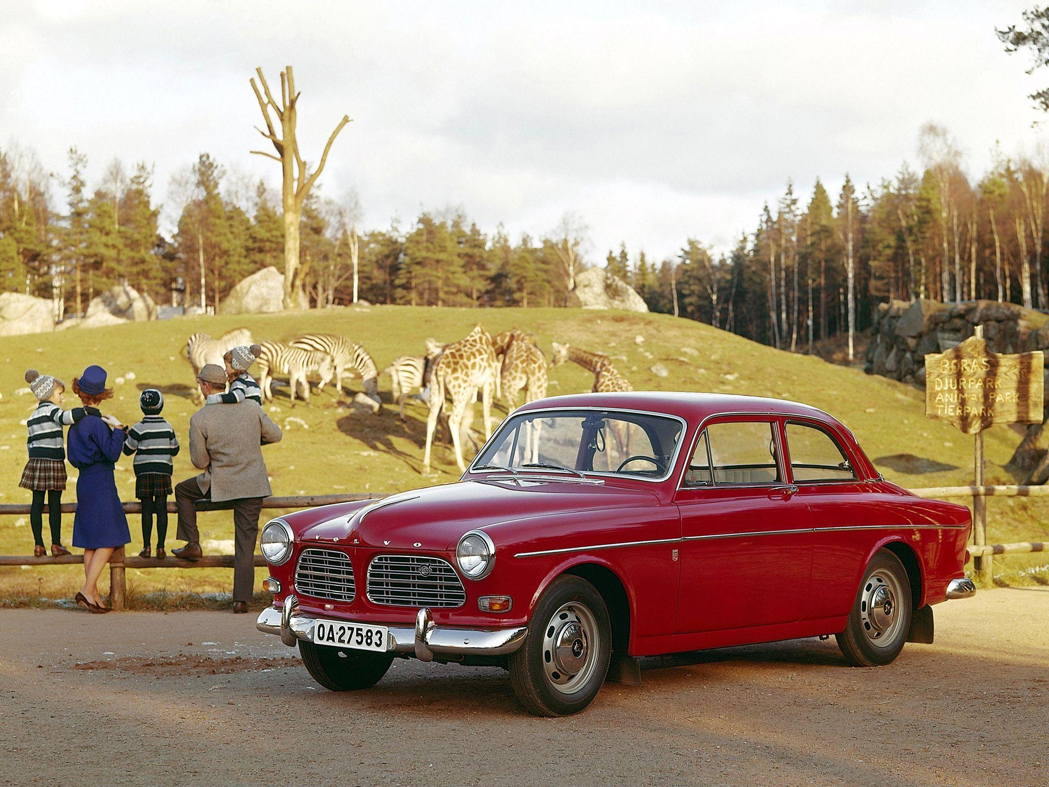 1959 67 Volvo 122s P120 Volvo Volvo Amazon Volvo Cars