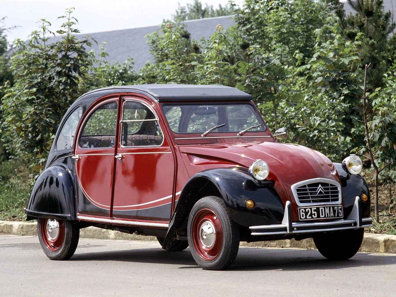 2cv charleston a vendre france