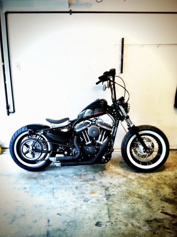 48 Sporty Harley Davidson Forums | Motorcycles | Harley
