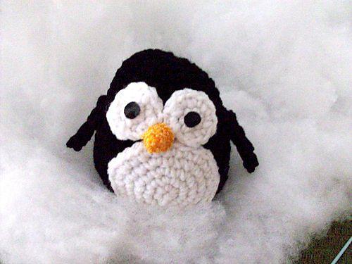 Ravelry: Free Amigurumi Penguin Pattern pattern by Trischa Morales