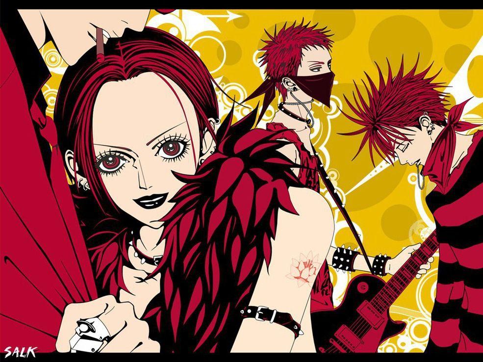 Pin by Elonda Lott on NANA Nana manga, Anime, Anime hd