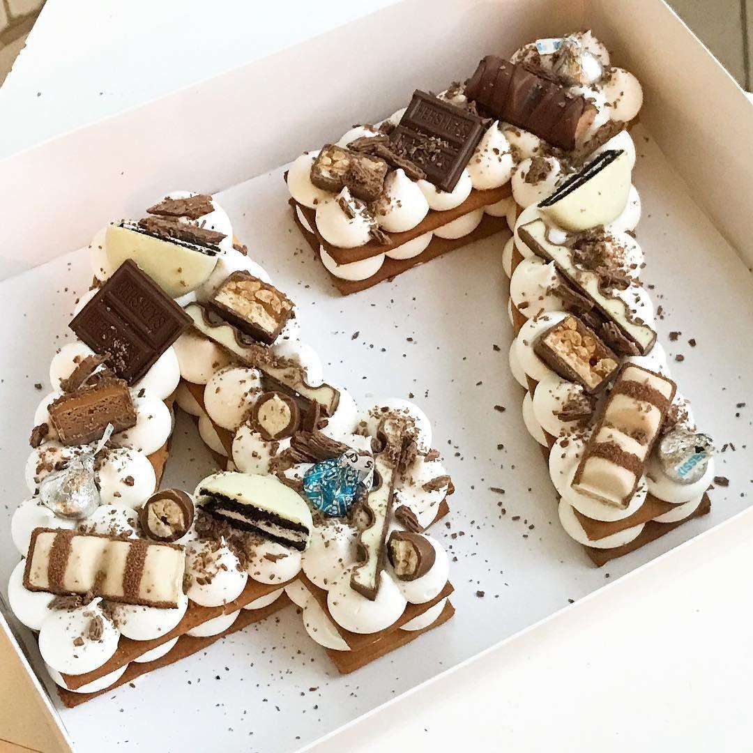 מזל טוב מתוק gargeran chocolate birthdaycake kinder oreo hershys  vanilla biscuit