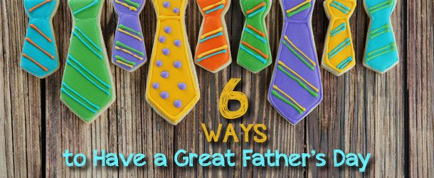 The team at Plymouth Rock Assurance decided to share some of the ways we celebrated Fathers Day in New Jersey.
