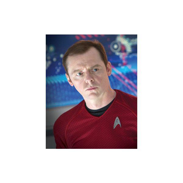 Cine Blogue Star Trek Vers Les Tenebres 3 Questions A Simon Pegg Star Trek Iii Scotty Star Trek Star Trek Party