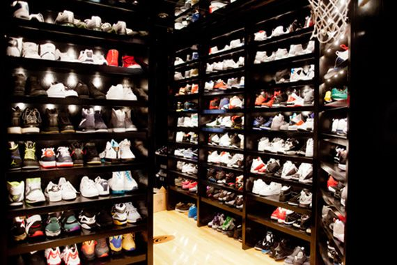 Joe Johnson Sneaker Closet I Need It