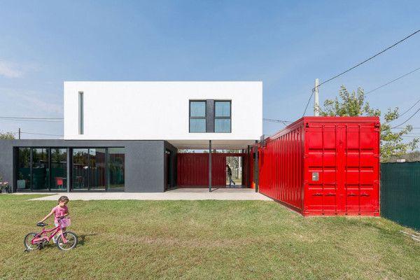 maison container construire tendance la maison. Black Bedroom Furniture Sets. Home Design Ideas