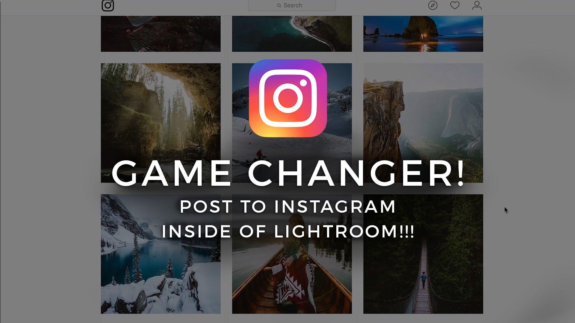 Lr instagram plugin