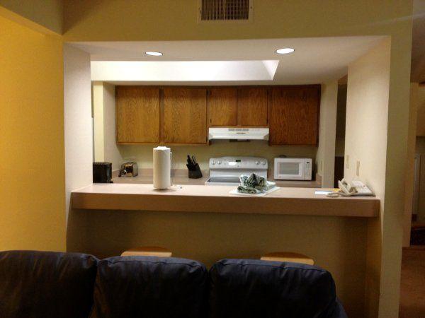 Cocina pequea con barra interesting cocina pequea con - Barra de cocina americana ...