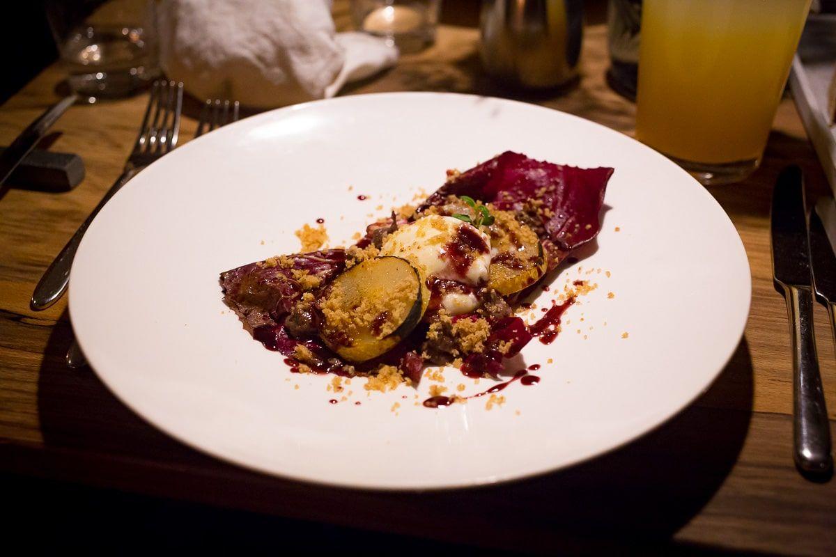 Wiederbesucht Das Restaurant Einzimmer Kuche Bar In Nurnberg Highfoodality Kuche Lebensmittel Essen Und Restaurant