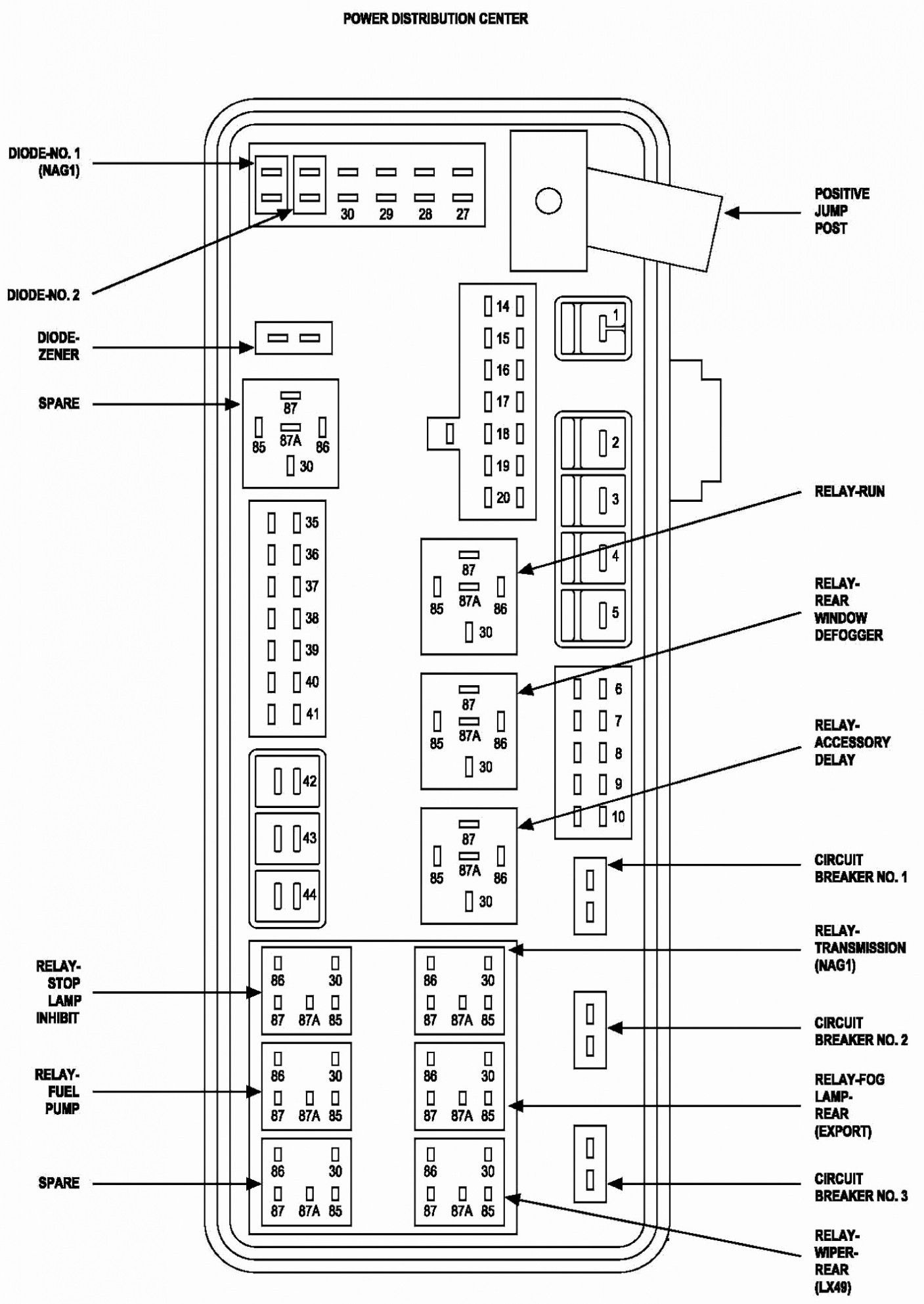 New Bmw E46 Cluster Wiring Diagram | Dodge ram 1500, 2012 dodge charger,  Fuse boxPinterest