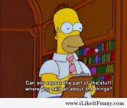 Funny first day at work cartoon | ilikeitfunny | Funny, Simpsons