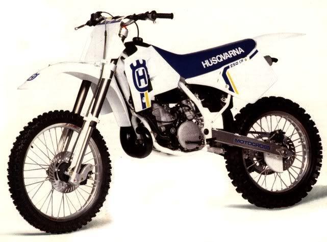 Husqvarna 500cc 2 Stroke 250 500cc 1991 Cr 250 Help Cafe