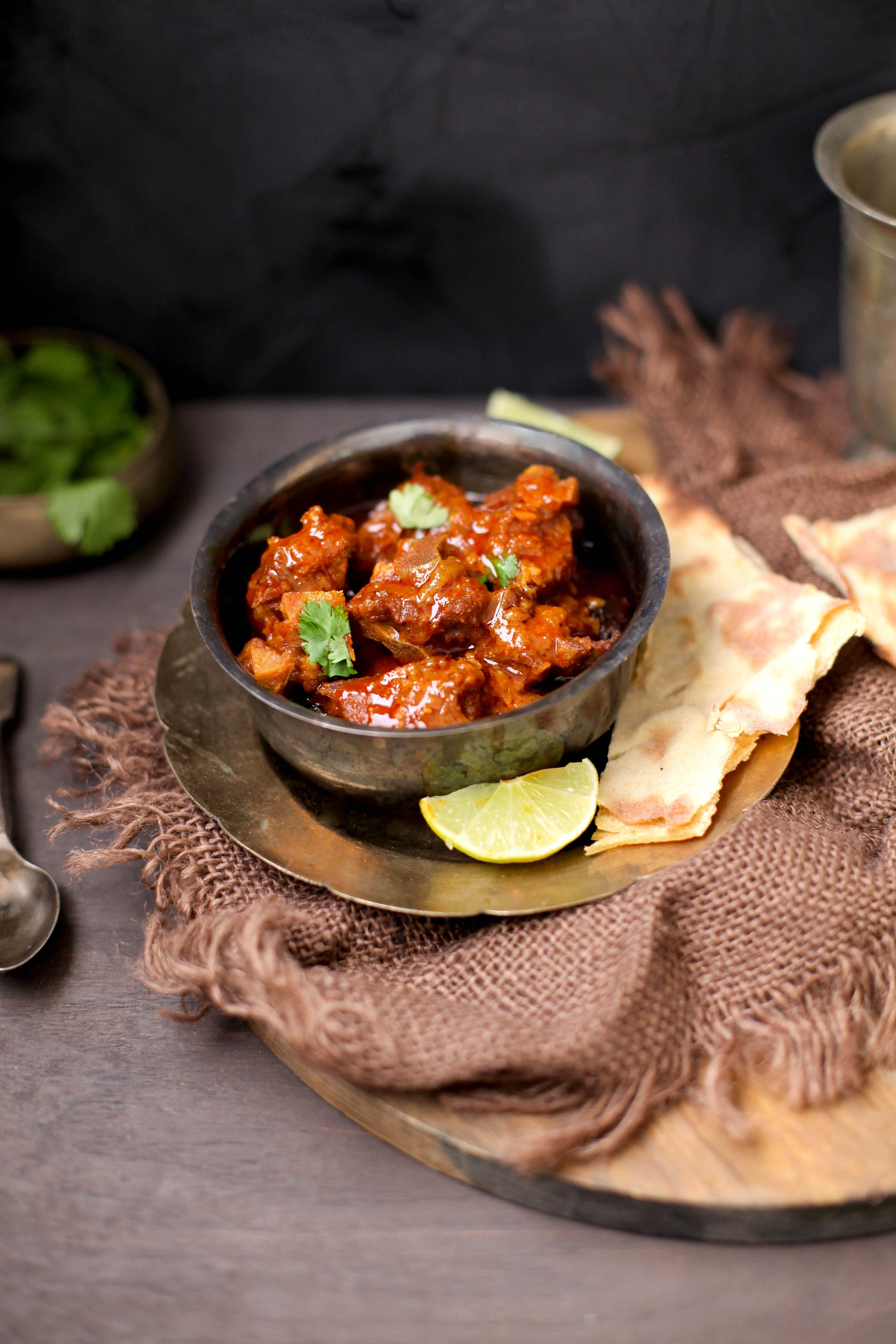 Laal Maas - Rajasthani Red Mutton Curry