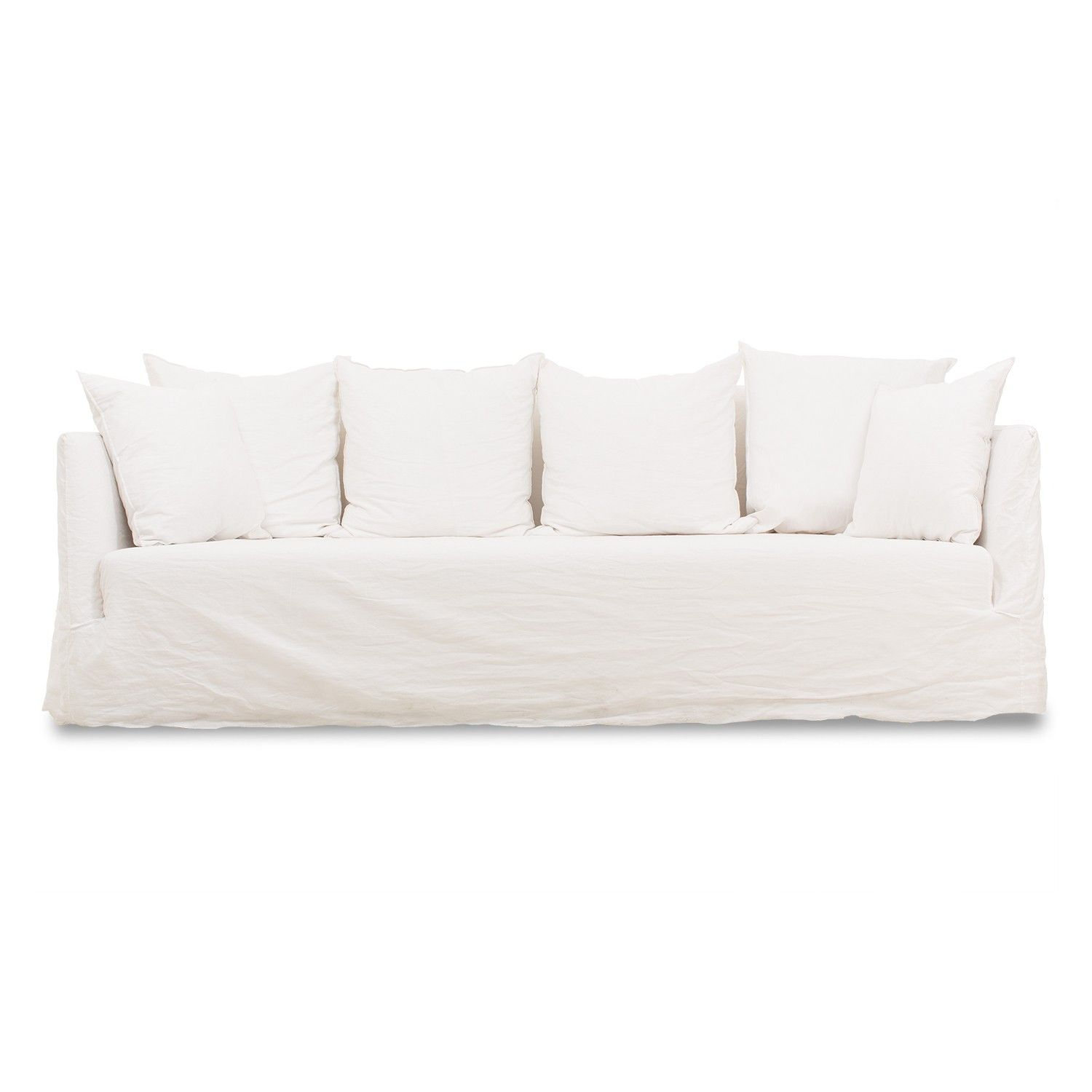 Exclusively at ABC the Ghost sofa is the perfect piece for an