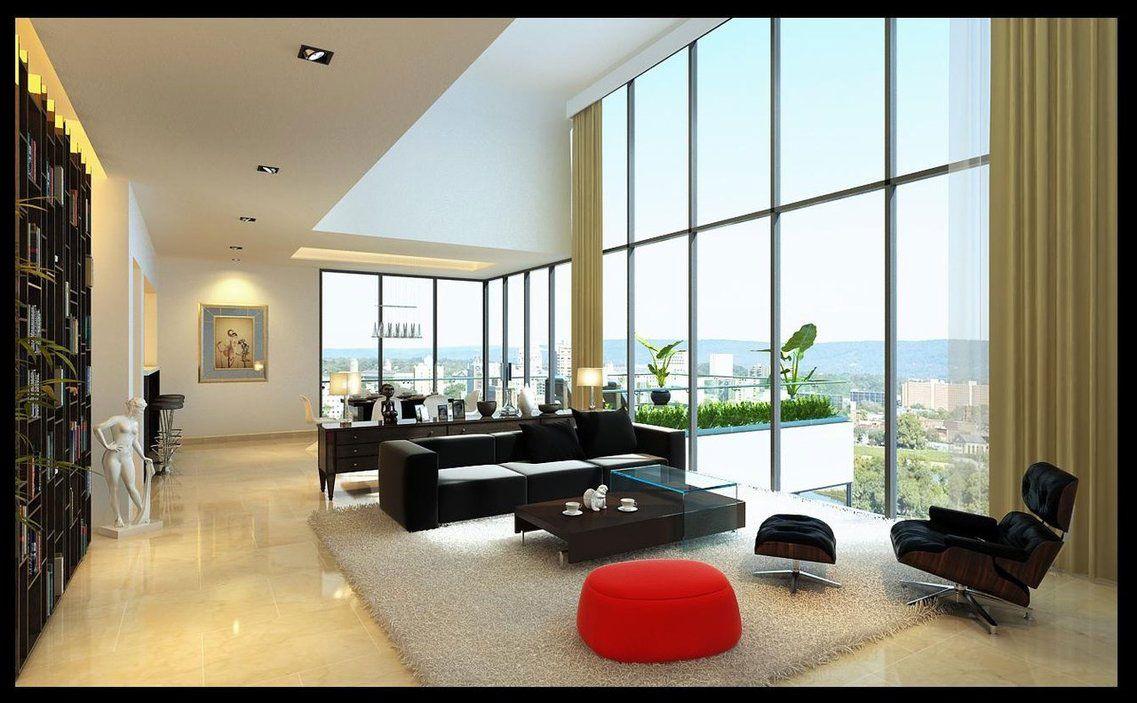 GodrejGreens GodrejGreensPune GodrejGreensUndri Clickindia Modern Living Room DesignsLiving