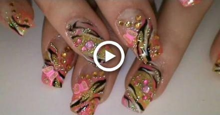 10 easy easter nail art designs easy nails tutorial for