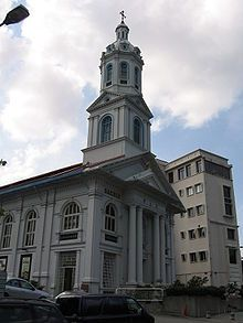 Church of the Sacred Heart, Singapore