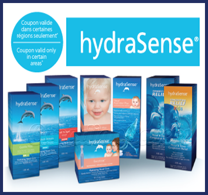 Get 4 Off with HydraSense Coupon! Extreme couponing