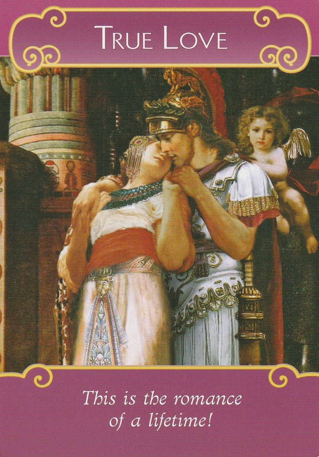 The Romance Angels Oracle Cards By Doreen Virtue With Images