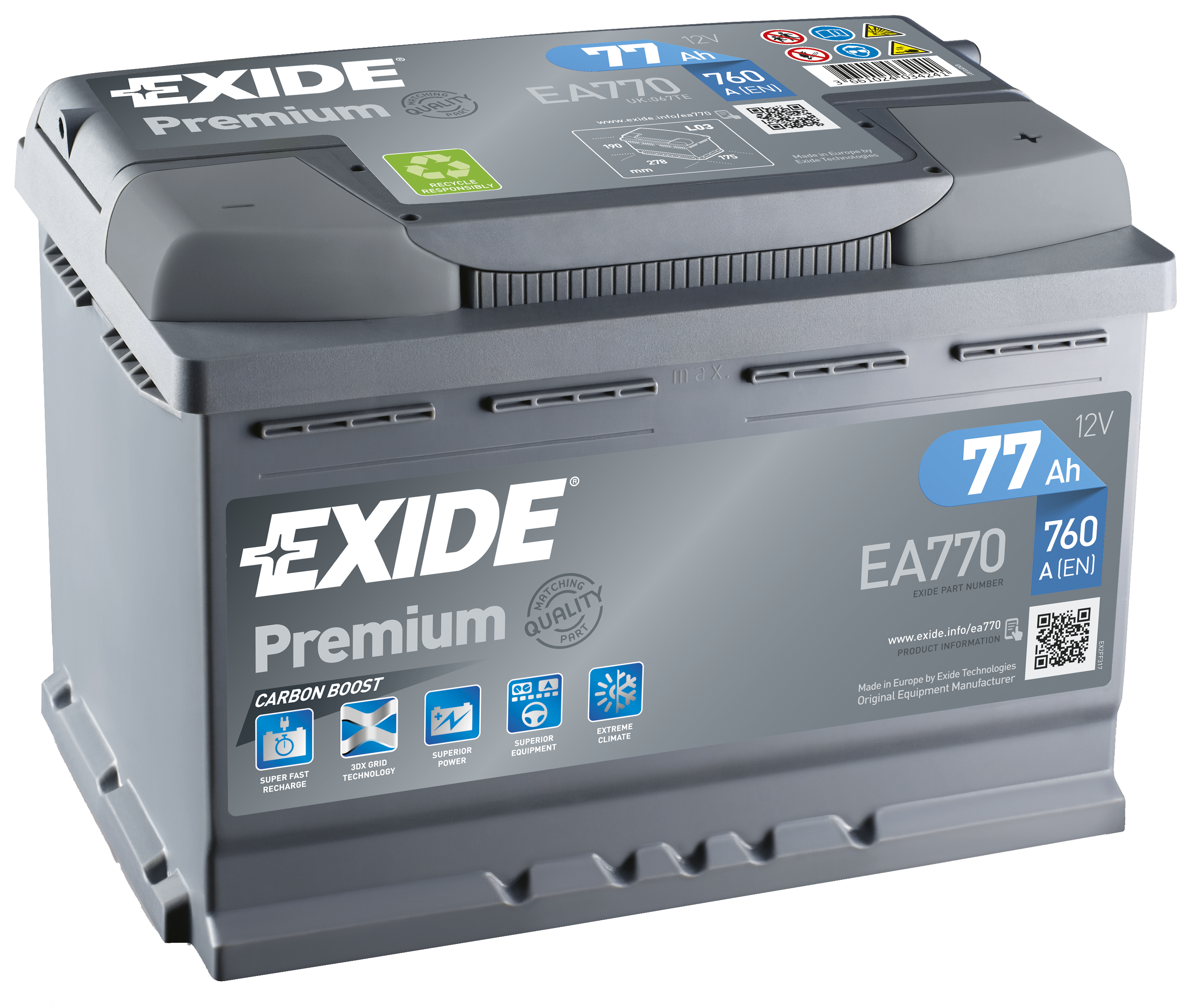 Automotive Battery Png Image Battery Automotive Electronic Products