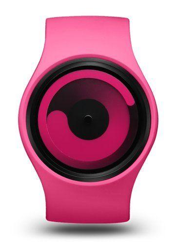 Save $25.01 on Ziiiro Z0001WM Unisex Gravity Magenta Magenta Watch; only $129.99 + Free Shipping