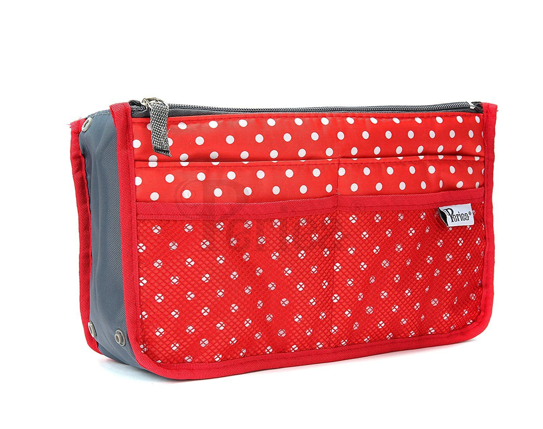 Periea Handbag Organizer Liner Insert 12 Compartments Chelsy