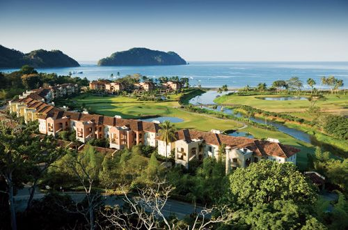 Playa Herradura Costa Rica Www Sportinglifeblog Com Marriott Resorts Vacation Books Caribbean Real Estate